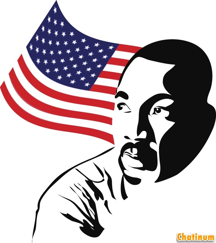 HAPPY MARTIN LUTHER KING JR. DAY